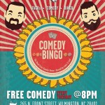 Headlining Comedy Bingo- Wilmington, NC
