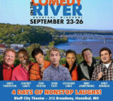 Bluff City Comedy- Hannibal, MO